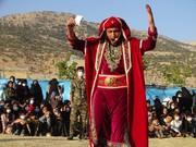 اجرای مراسم تعزیه خوانی در دیشموک+تصاویر