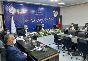 برگزاری مانور بازگشایی مدارس خوزستان در ۲۹ شهریورماه
