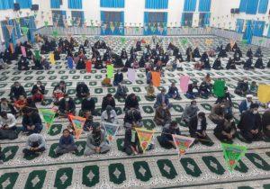 جشن میلاد پیامبر(ص) در دیشموک برگزار شد+تصاویر