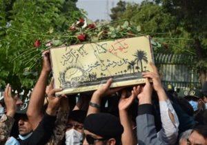 استقبال از شهید گمنام در یاسوج+تصاویر