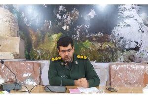 سپاه:برنامههای بزرگداشت دفاع مقدس در کهگیلویه تشریح شد