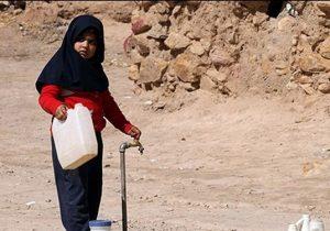 مشکلی فراتر از زلزله در سیسخت!/ درد بیآبی تلختر از آوار خانهها!