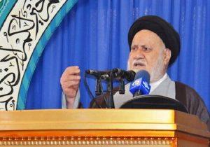 تذکر امام جمعه نسبت به یک تفکر غلط در استان