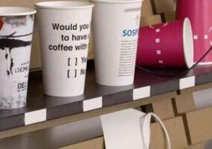 خطر استفاده از لیوانهای کاغذی