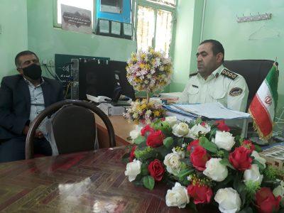 تقدیر از تلاش های شبانه روزی نیروی انتظامی دیشموک/ تبریک هفته نیروی انتظامی+تصاویر