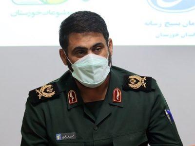 راهاندازی قرارگاه امدادرسانی به زلزلهزدگان خوزستانی توسط سپاه