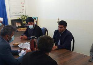 تقدیر مسئول ورزش و جوانان دیشموک از (موحد)به جهت توسعه زیرساخت های ورزشی دیشموک