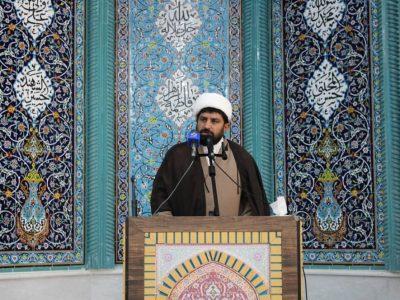 اولین نماز جمعه در مصلی دیشموک/تصویر